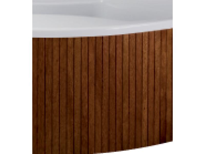 Drevený panel bočný classic pre vane HOPA