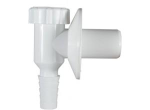 STY-529 Olsen-Spa Sifón práčkový predstenový, biely