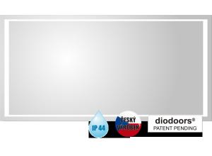 VLTAVA 80x60 Hopa zrkadlo