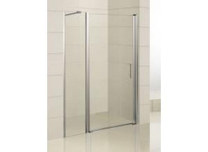 ALTEA II 100 × 195 cm číre Hopa sprchové dvere do niky