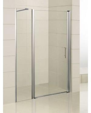 ALTEA II 130 × 195 cm číre Hopa sprchové dvere do niky