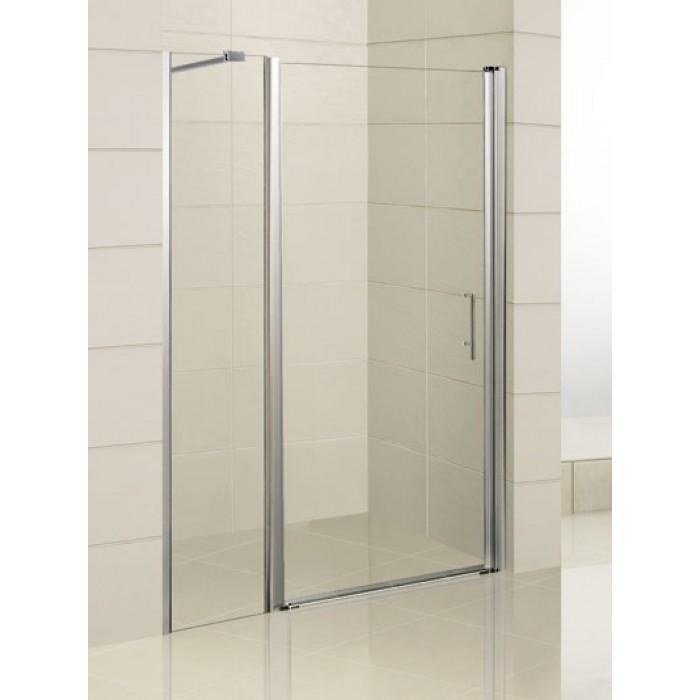 ALTEA II 120 × 195 cm číre Hopa sprchové dvere do niky