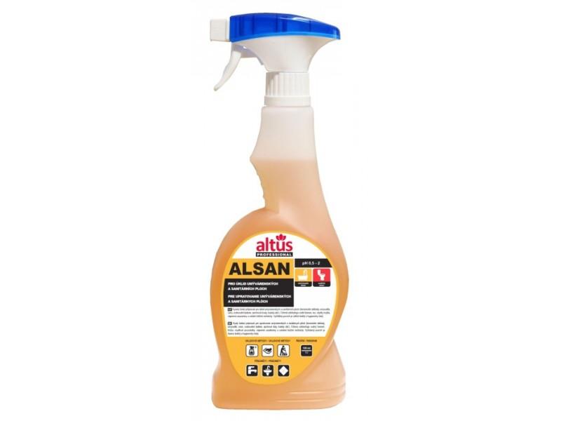 ALTUS Alsan - čistiaci prostriedok