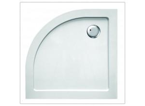 APRIL 9090R Arttec sprchová vanička štvrťkruhová
