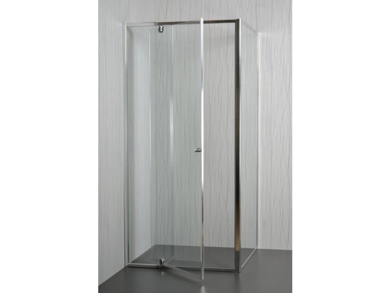 ATHENA A2 - Sprchovací kút - 90 - 100x88 - 90x195 cm