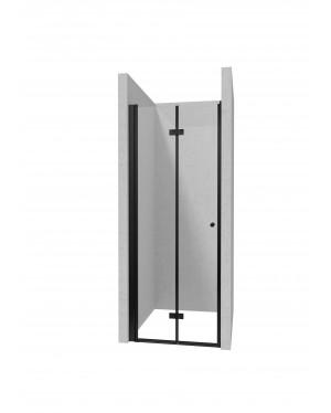 BEAUTY BLACK 90 Well Sprchové dvere