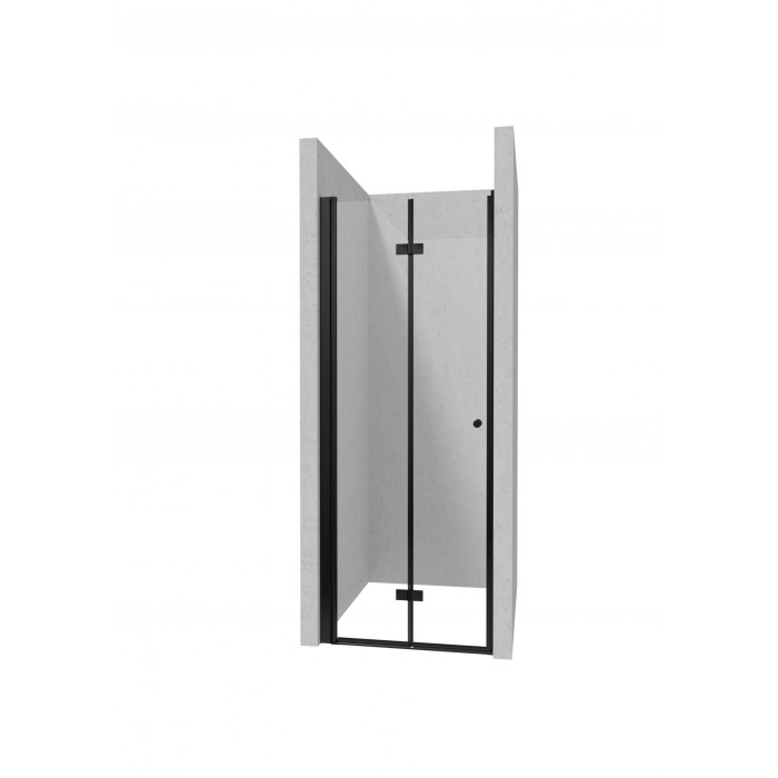 BEAUTY BLACK 100 Well Sprchové dvere