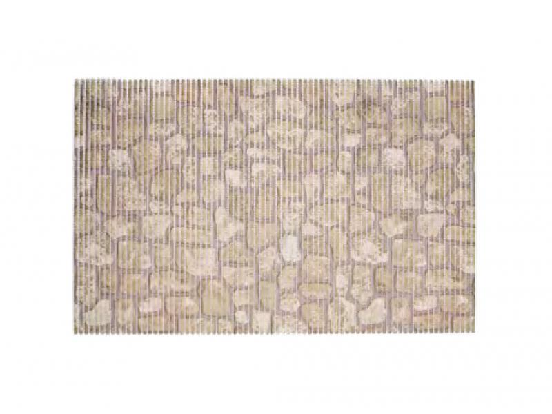 BRICK Penová rohož 50 × 80 cm