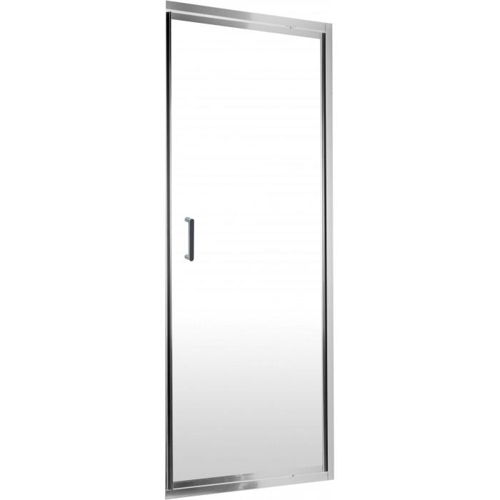 LEXA 90 clear Well Sprchové dvere jednokrídlové - čepový pánt