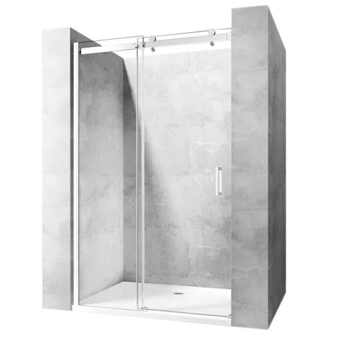 NOX 130 L Well Luxusné Sprchové dvere posuvné na rolnách
