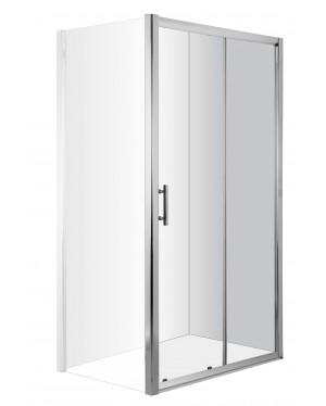 NYCity 140 Clear Sprchové dvere posuvné