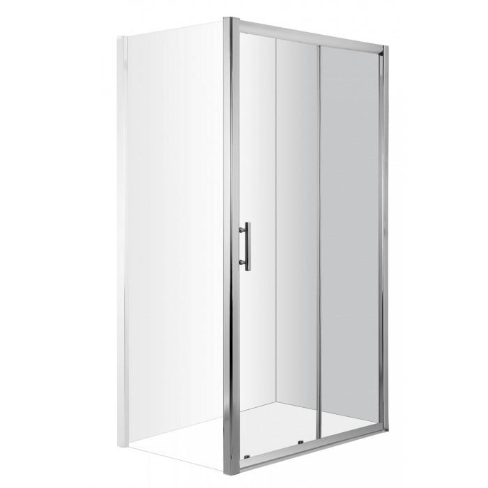 NYCity 100 Clear Sprchové dvere posuvné