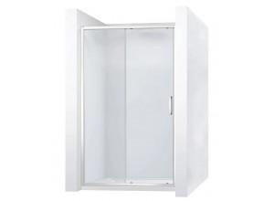 SLIPR 120 Well Sprchové dvere - jednoduchá montáž CLICK-click