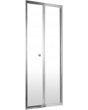 TRIM 90 Well Sprchové dvere zalamovacie