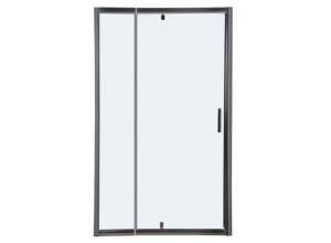 ZETA 120 Well sprchové dvere do niky 98 - 122 cm