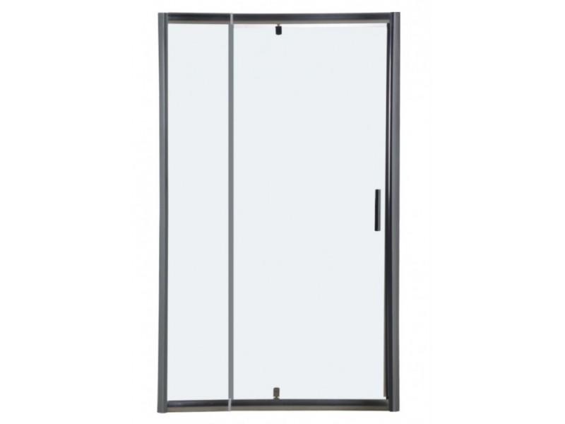 ZETA 120 Well sprchové dvere do niky 98 - 121 cm