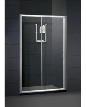ELCHE II 150x195cm frost Hopa sprchové dvere do niky