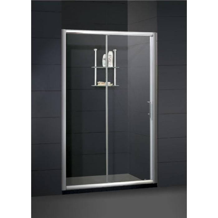ELCHE II 100x195cm frost Hopa sprchové dvere do niky
