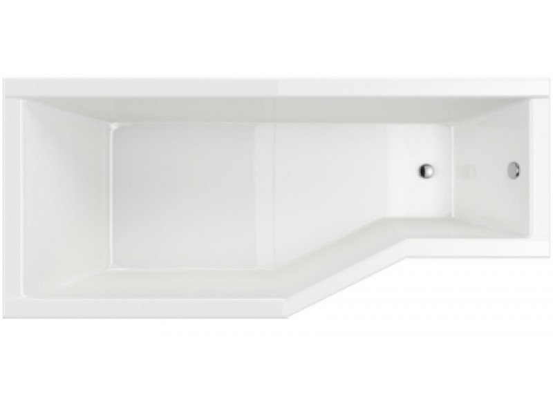 Hopa ESTE 1700x750/150 l ľavá akrylátová vaňa asymetrická