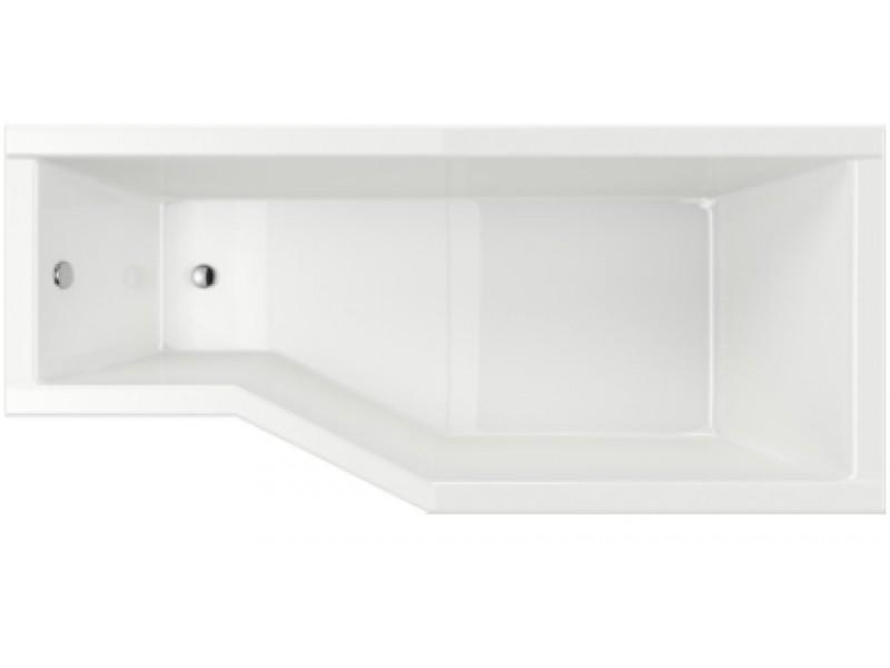 Hopa ESTE 1500x740/130 l pravá akrylátová vaňa asymetrická