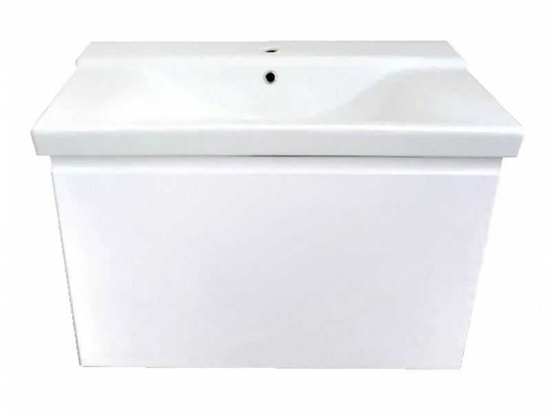 FANTASIA 66,8 x 50 x 66 cm OlsenSpa Závesná skrinka s umývadlom
