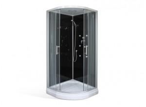 JOE BLACK 90 Hydromasážny sprchovací box