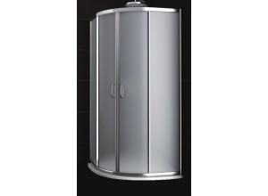 KATY 80 satinato MRAMOR Well sprchovací kút s mramorovou vaničkou