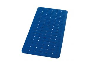 Protišmyková podložka do sprchy - modrá 32 × 80 cm