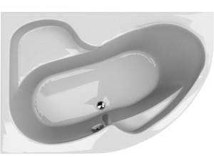 NAPOLI 160 x 100 ľavá Hopa akrylátová vaňa