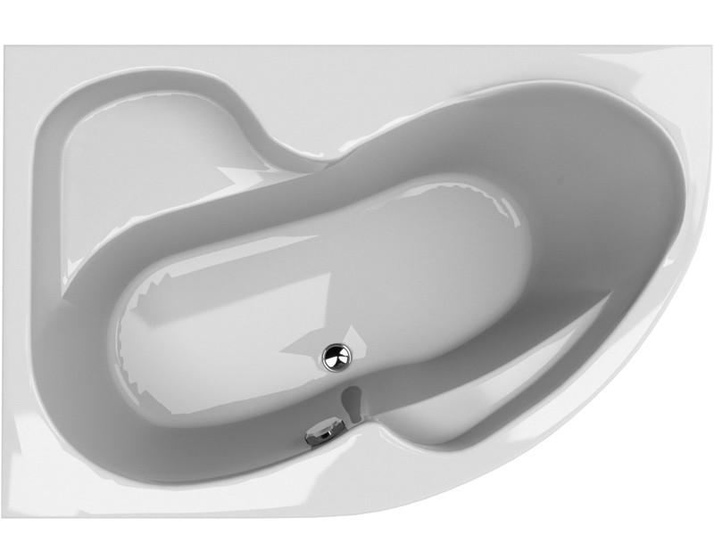 NAPOLI 170 x 100 ľavá Hopa akrylátová vaňa