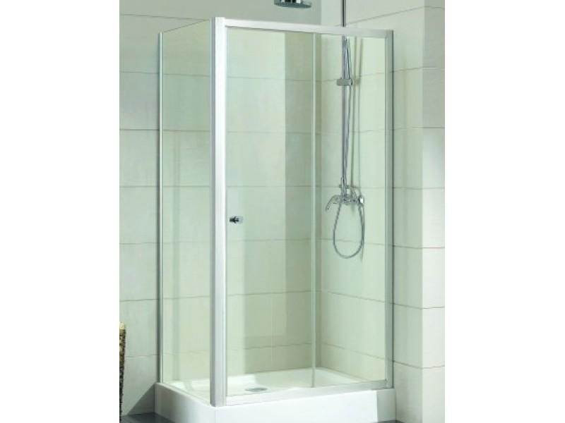 ROTA Sabre 100x80 Sprchovací kút obdĺžnikový s vaničkou