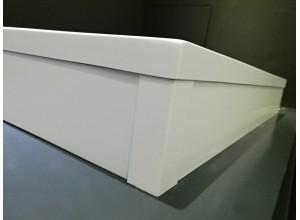 ROCKY obdĺžnik 110x80, 110x90 a 120x80, 120x90 Krycí panel k vaničke