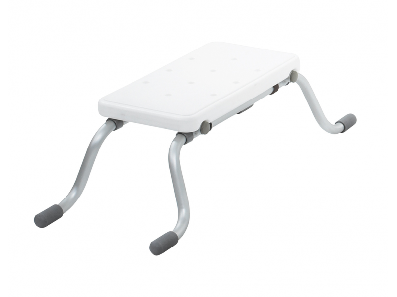 A0042001 Sedátko do vane / stolička, nosnost 150 KG - bílá