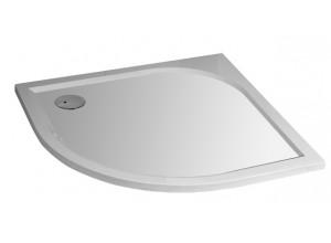 STONE 9090R L Arttec sprchová vanička štvrťkruhová - ľavý odpad