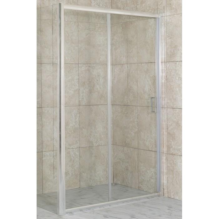 DIAS 140 Clear Well Dvojdielne sprchové dvere posuvné