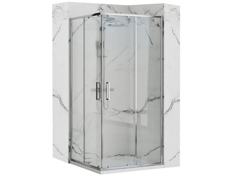 NUPO Sabre 100x80 Well Sprchovací kút s vaničkou