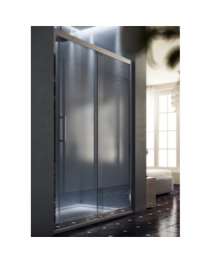 MAYA 170 × 190 cm sklo číre Hopa sprchové dvere