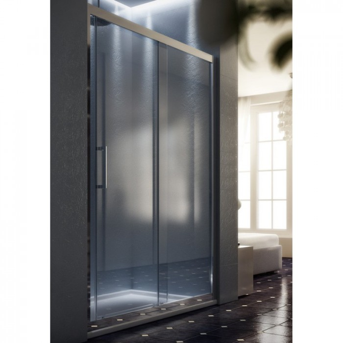 MAYA 180 × 190 cm sklo číre Hopa sprchové dvere