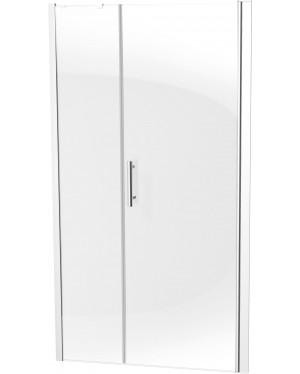 MONA 90 Clear Well Sprchové dvere otváracia
