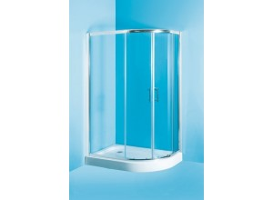 IBIZA ll 100x80 Ľavý Olsen-Spa sprchovací kút