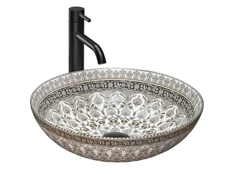 ANNIE Grey Well Umývadlo na dosku