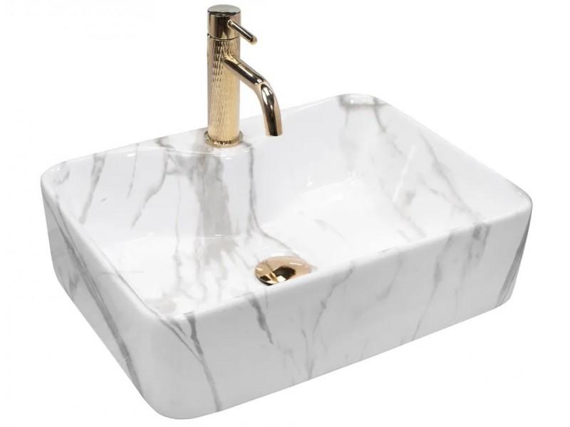 KEVIN marmo Well Umývadlo na dosku