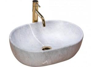 LEGER grey Well Umývadlo na dosku, mat