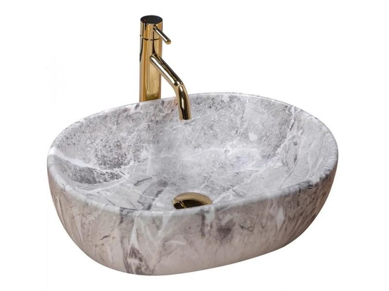LEGER stone Well Umývadlo na dosku, mat