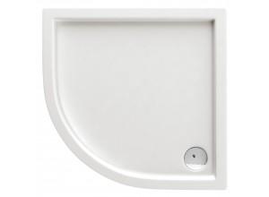 COOL 90 Well Sprchová vanička akrylátová, výška 5,5 cm