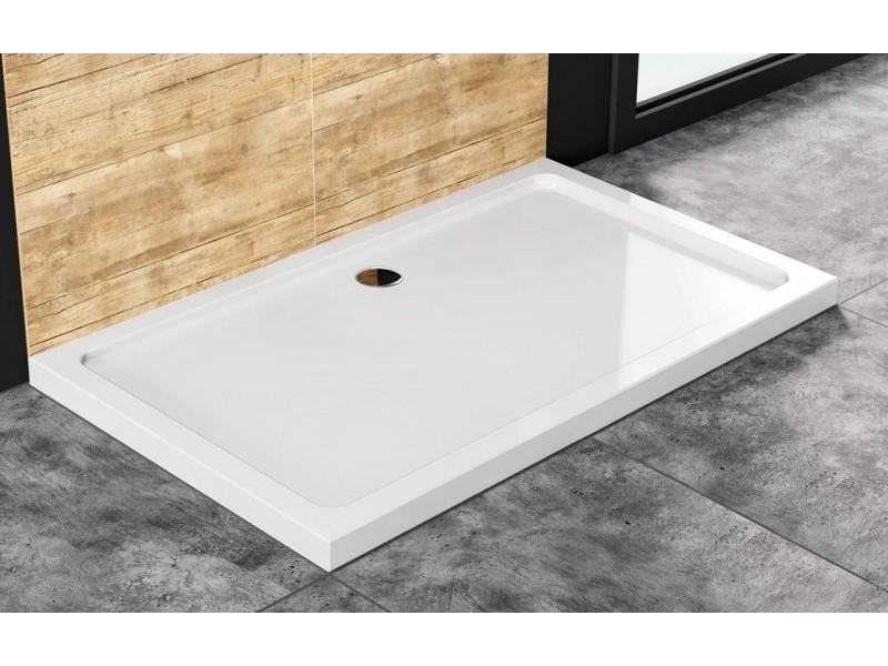 SABRE 100 x80 Well Sprchová vanička obdĺžniková