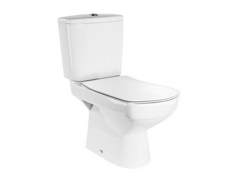 Almere KOMBI RIMLESS WC vrátane sedátka Soft-close