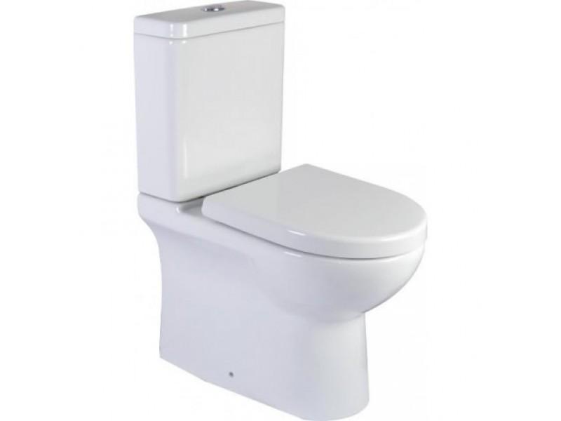 WC TRIA RIMLESS OlsenSpa vrátane nádržky a systému so sedadlom Soft-close