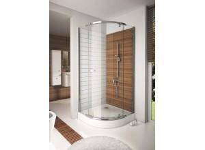 Hannah 80 x 80 cm Well Luxusné štvrťkruhová sprchová zástena