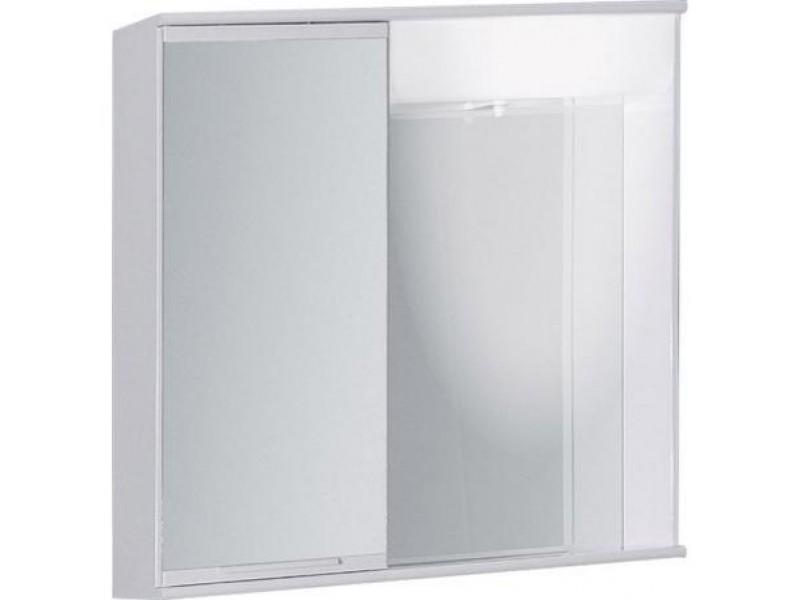 LUMIX I 50 x 55 ľavá Olsen-Spa zrkadlová skrinka